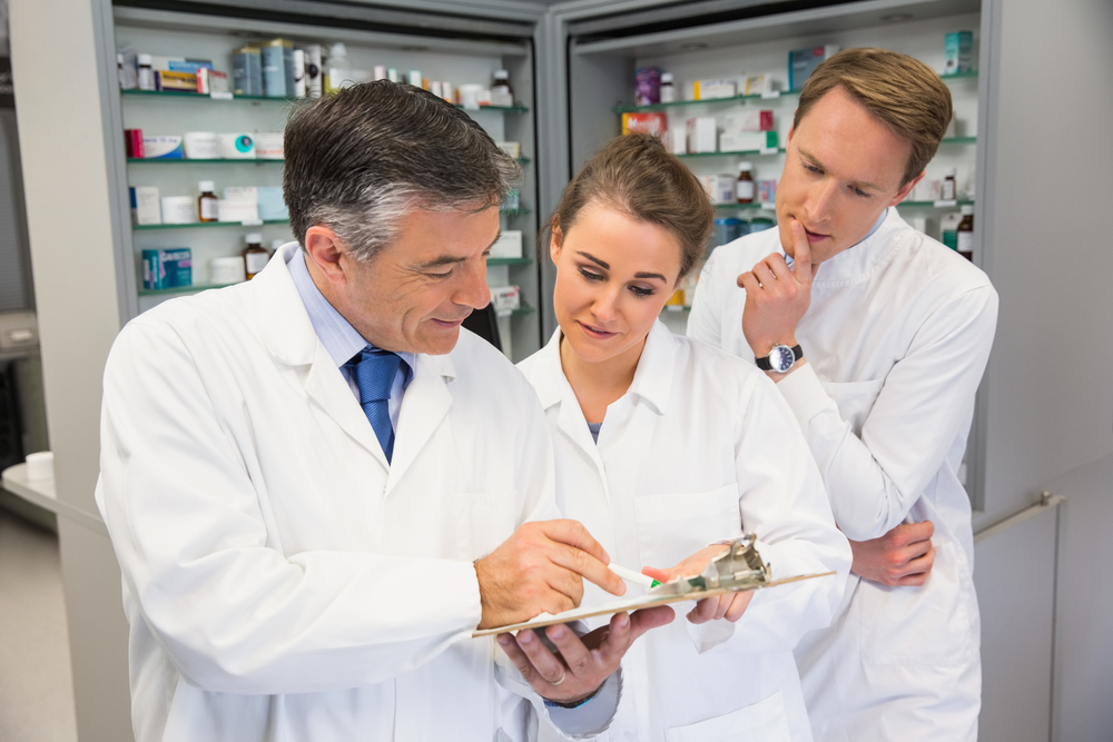 L'avenir de l'officine entre les mains des jeunes pharmaciens