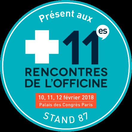 L' ANIP présente aux 11èmes Rencontres de l'officine
